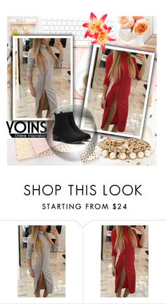 """""""Yoins 1/35"""" by majaa12 ❤ liked on Polyvore featuring yoinscollection and loveyoins"""