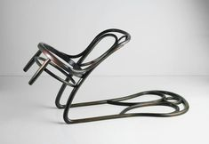 pablo reinoso: thonet chair sculptures