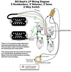 Fernandes Vertigo Wiring Diagram
