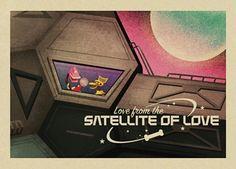 Satellite Of Love, Movie Posters, Movies, Films, Film Poster, Cinema, Movie, Film, Movie Quotes