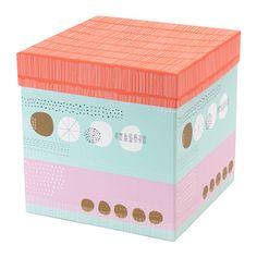 KVITTRA Kannellinen laatikko IKEA