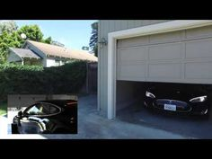 Watch Amazon's Alexa summon a Tesla Model S out of a garage | The Verge