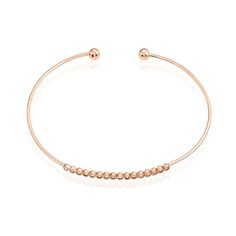 Bracelet CALLIE Argent Rhodié Bijoux Or Rose, Bracelets, Gold, Jewelry, Products, Jewlery, Bijoux, Jewerly, Bracelet