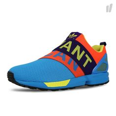 The adidas ZX Flux Slip-On I Want, I Can
