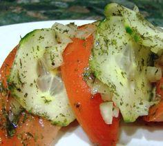 Dilled Cucumbers Finnish Recipe) Recipe - Food.com