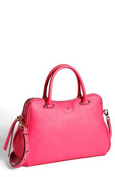 kate spade new york 'charles street - audrey' leather satchel | Nordstrom