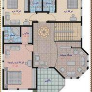 احلى تصاميم منازل Sims House Plans, House Layout Plans, Family House Plans, New House Plans, House Layouts, House Floor Plans, Home Stairs Design, Duplex House Design, Small House Design