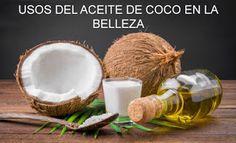 Hablando de belleza y más.: USOS DEL ACEITE DE COCO EN LA BELLEZA