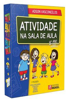 Coleção ATIVIDADE NA SALA DE AULA 4º ANO - ISBN 7898220984377