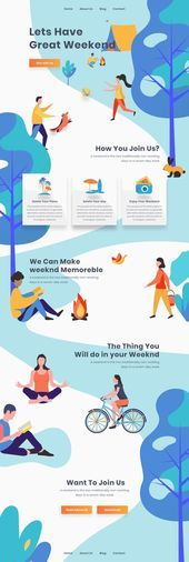 Graphic Design Trends, Ideas and Predictions for 2020 - ColorWhistle Bold Colors, Colored fonts, Photography based on Moods Web Design Trends, Cool Web Design, Design Food, Design Ideas, Layout Design, Web Layout, Ui Ux Design, Logo Design, 2020 Design