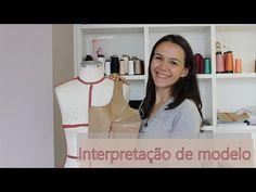 Interpretação de modelo: Regata (decote e alça)