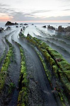 Winding Rocks in The Scottish Highlands | Beautiful PicturZ : http://ift.tt/1qLND8E [Via Pinterest]