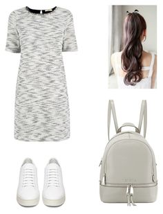 """""""Untitled #103"""" by aero1blue on Polyvore featuring Oasis, Off-White, MICHAEL Michael Kors, women's clothing, women, female, woman, misses and juniors"""