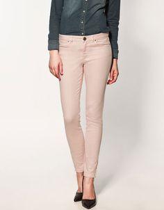 SKINNY TROUSERS WITH ZIPS - Jeans - Woman - ZARA Canada