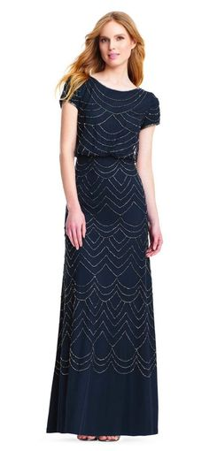 55e7f33554 Adriana Papell size 12 (women s) mother of the bride   bridesmaid   evening  gown