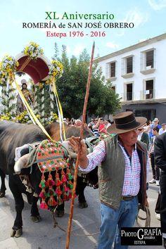 Romería de San José Obrero (Estepa, #Sevilla)
