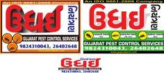 Calendra gujarat pest ad by Kartik Prajapati via slideshare