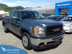 Used 2012 GMC Sierra 1500 RWD 4.8L V8 Auto for sale - Coquitlam - Eagle Ridge Chevrolet Buick GMC  http://eagleridgegm.com http://facebook.com/eagleridgegm http://twitter.com/eagleridgegm