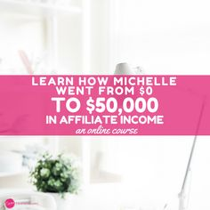 """You see the words """"affiliate marketing"""" everywhere, but what does it mean? How do you become an affiliate marketer? How do you make money with affiliates? These are questions that I hear all the time. People wantto know how they can work from home doing something they love and get paid for it. Well, guess …"""