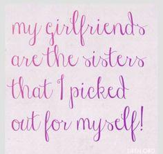 Girlfriends * Sisters
