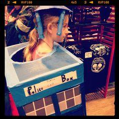 #DoctorWho #Tardis #Cosplay  #NYCC #JavitsCenter