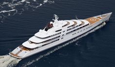 Megayacht Azzam #yacht #superyacht