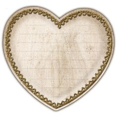 vintage-journals-12.png ❤ liked on Polyvore featuring hearts, frames, fillers, backgrounds and cream