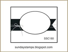 Sunday Stamps... Weekly Challenge: SSC180 Sketch Time