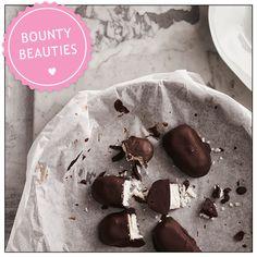 Easy Peasy Bounty Beauties!