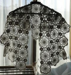 Matsu-kzy's Blossom shawl - would love to accomplish this one day!!!
