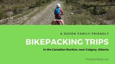 Mostly relatively simple overnighters on fire roads local to the Calgary, Canmore, & Banff areas. Shorter distances appropriate for families. Lets Do It, Canadian Rockies, Banff, Calgary, Friends Family, Families, Country Roads, Fire, Simple