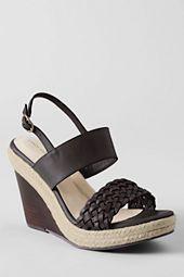 Women's Peyton High Platform Braided Sandals
