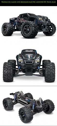 Traxxas 53097 Revo 33 4WD 110 Scale NitroPowered Monster ReadyToRace ...