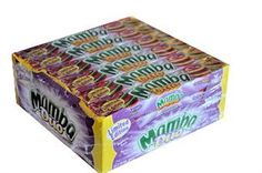 $23.99 for 18 full size MAMBOS Limited Edition - Great Mamba flavors like raspberry and peach, red current and lime, watermelon and apple and cherry and banana http://www.thecandycity.com/wholesale-bulk-candy/mamba-duo.html