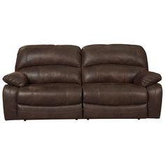 Zavier 2 Seat Reclining Sofa by Ashley (Signature Design)