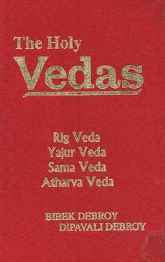 The Holy Vedas (Rig Veda, Yajur Veda, Sama Veda, Atharva Veda); religious text of Hinduism. Vedas India, Hindu Vedas, Om Namah Shivaya, Atharva Veda, Sanskrit Quotes, Vedic Mantras, Sanskrit Language, Gayatri Mantra, Spirituality