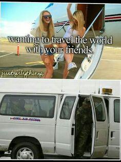 Civil Air Patrol travels... Gotta love 'em!