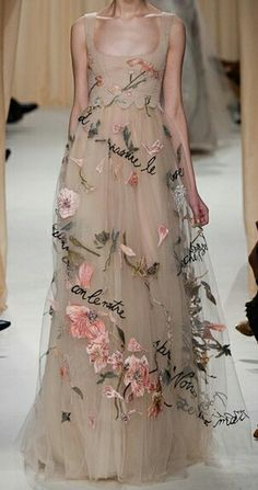 Valentino Couture Spring 2015