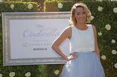 Recap my Cinderella DIY Blogger Luncheon with me on LaurenConrad.com today!