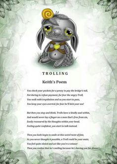 FRIGHTLING -Troll Keith