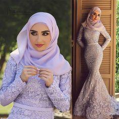 Barato De manga comprida muçulmano vestido sereia muçulmanos vestidos 2016 mulheres especial ocasião vestidos Abiye Gece Elbisesi vestido islâmico, Compro Qualidade Vestidos de Noite diretamente de fornecedores da China:                               Bem-vindo à nossa loja                                               Modest elegante Lace