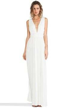 a50574f346c9 Lovers + Friends Helena Maxi Dress in White