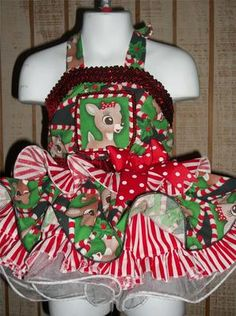 Christmas Beauty Pageant Outfits.Pinterest