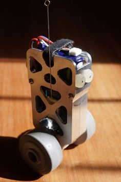 Control your robot's unstable equilibrium with brushless motors!