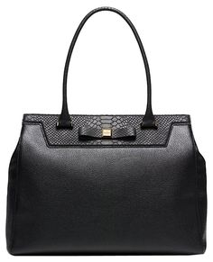 b01ccd1244 Kate Spade Rivas Street Selby  Msrp  458 Black Satchel. Save 23% on the