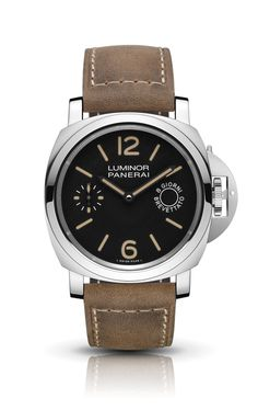 Luminor Marina 8 days acciaio PAM00590 - Collection LUMINOR - Watches Officine Panerai