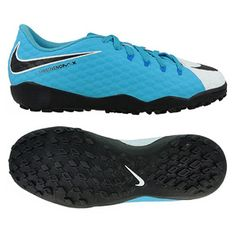 Nike Youth HyperVenomX Phelon III Turf Soccer Shoes (Photo Blue): http://www.soccerevolution.com/store/products/NIK_14178_F.php
