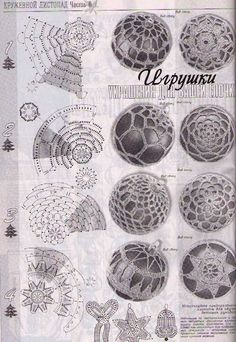 "Photo from album ""Дуплет on Yandex. Christmas Angel Ornaments, Christmas Decorations, Xmas, Crochet Angels, Crochet Magazine, Snowflakes, Decorative Plates, Album, Handmade"