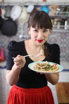 Rachel Khoo is my style crush