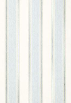 Savannah Linen Stripe Chambray Fabric by Schumacher Pattern# 66082 Shop this product plus Swatches always available online. Quality direct from manufacturer. Family owned since 1971 Wallpaper Size, Fabric Wallpaper, Bathroom Wallpaper, Drapery Fabric, Linen Fabric, Upholstery Fabric Online, All White Room, Chambray Fabric, Concept Home